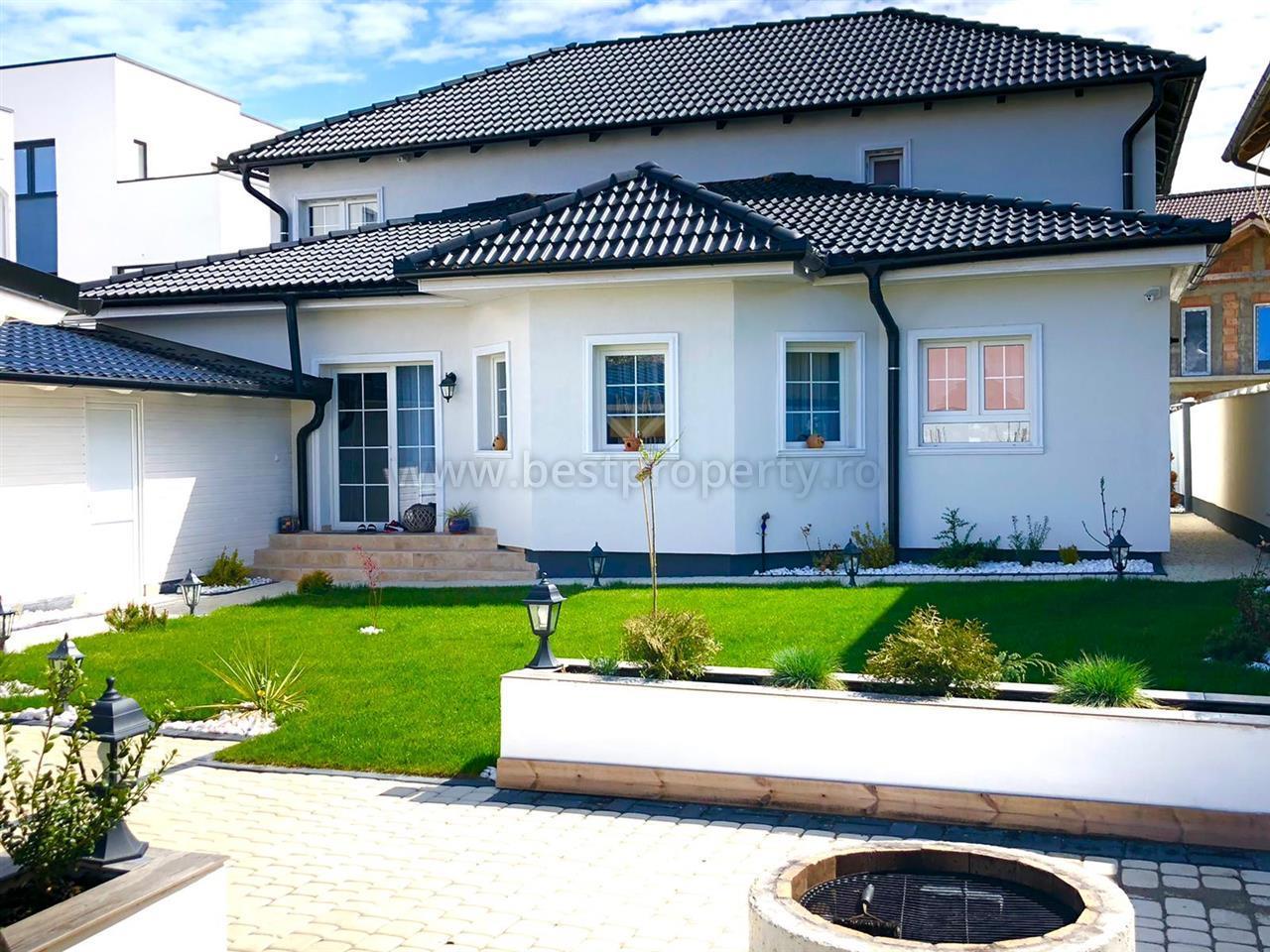 Casa individuala de vanzare Sibiu zona Selimbar