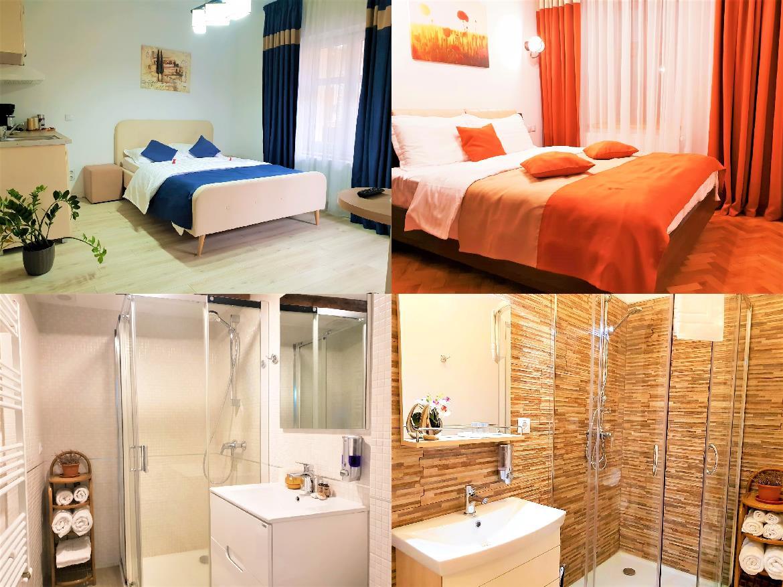 Apartament 2 camere + Garsoniera de vanzare Ultracentral - Sibiu