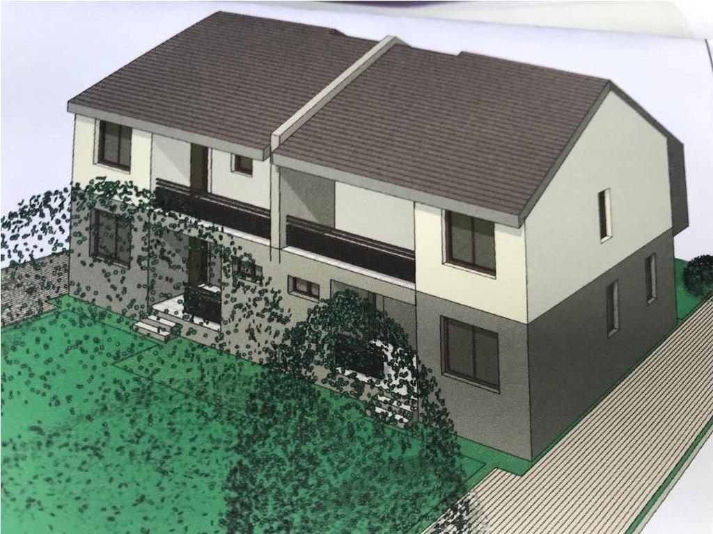 Casa Duplex de vanzare in Sibiu zona Cisnadie - Selimbar