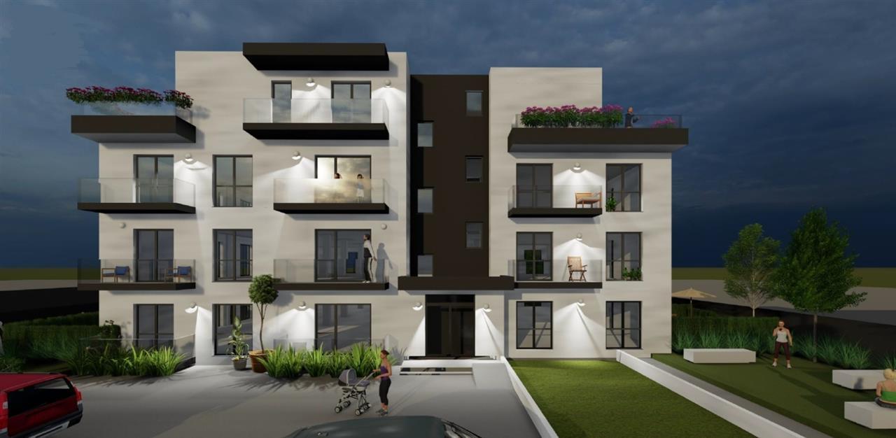 Direct Dezvoltator - Apartament 2 camere de vanzare Sibiu - Turnisor