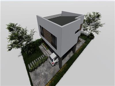 Casa individuala de vanzare Sibiu zona Cristian